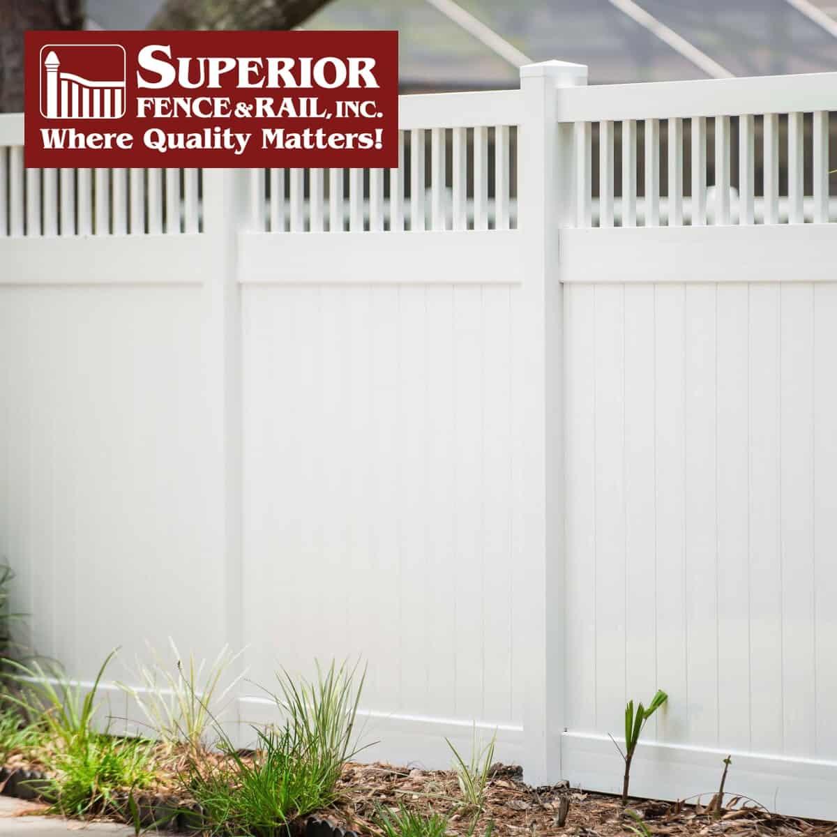 Sarasota fence company contractor