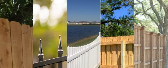 Need a New Fence? Consider These Five Popular Fence Styles