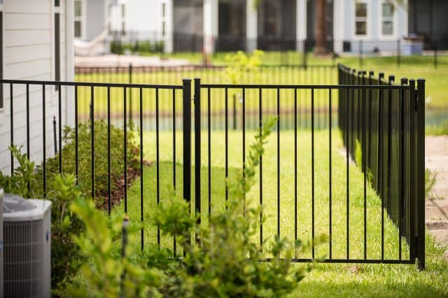 7 Sensational Benefits of Aluminum Fencing