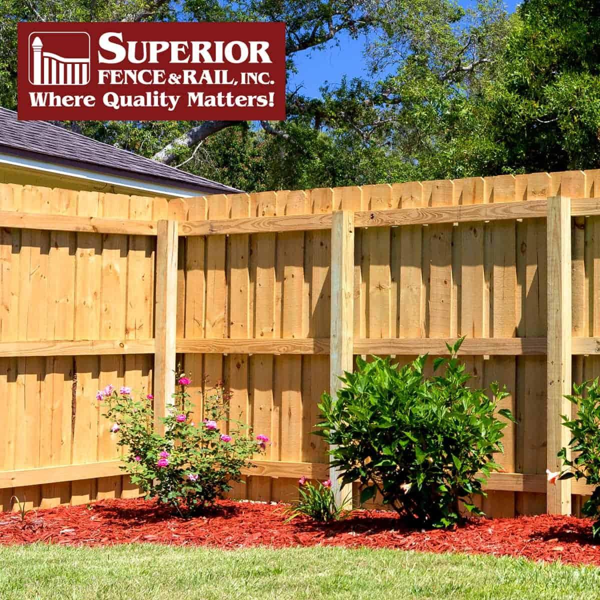Ballantyne fence company contractor