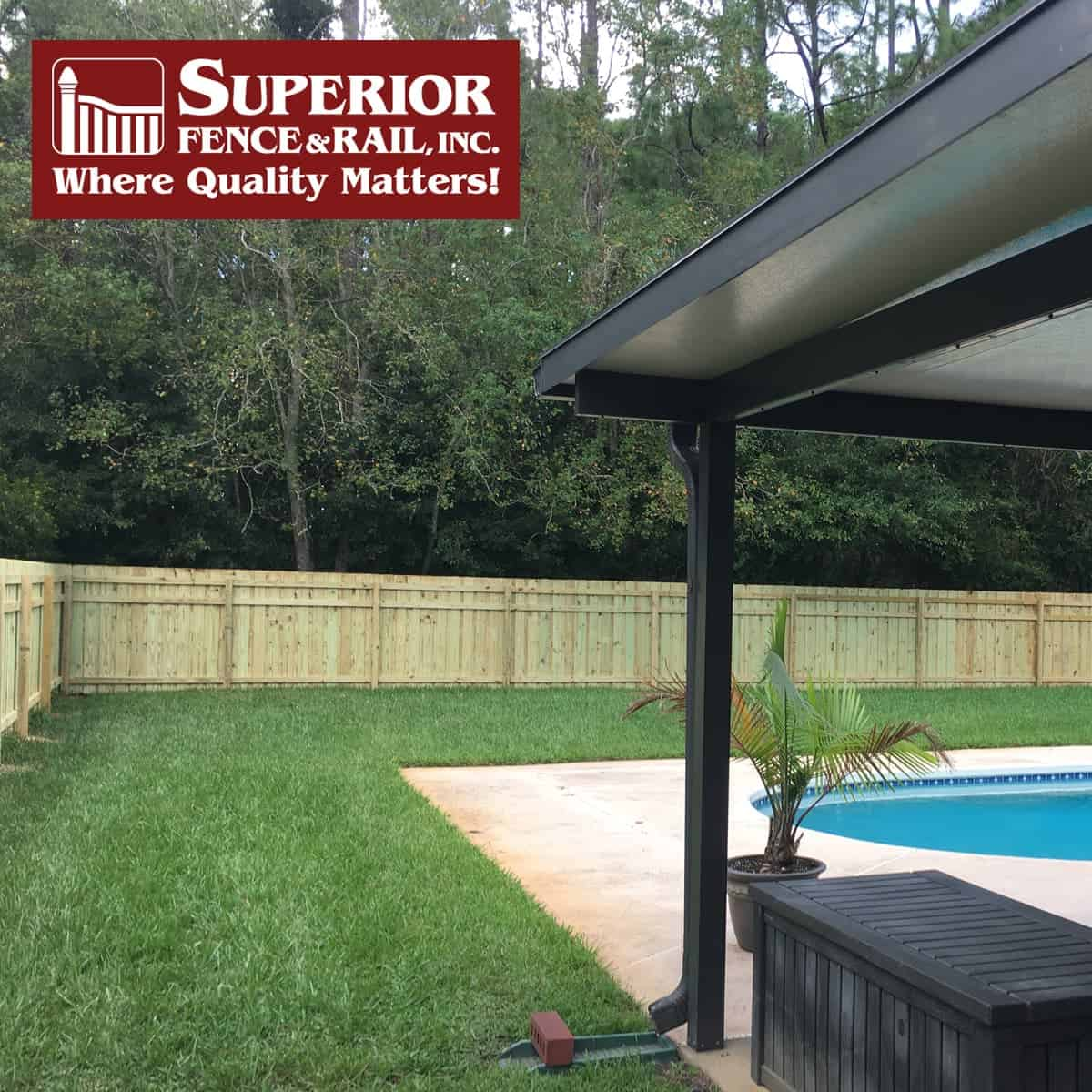 Lake Norman fence company contractor