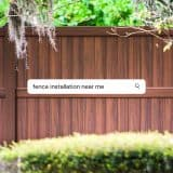 Fence Installations Near Me