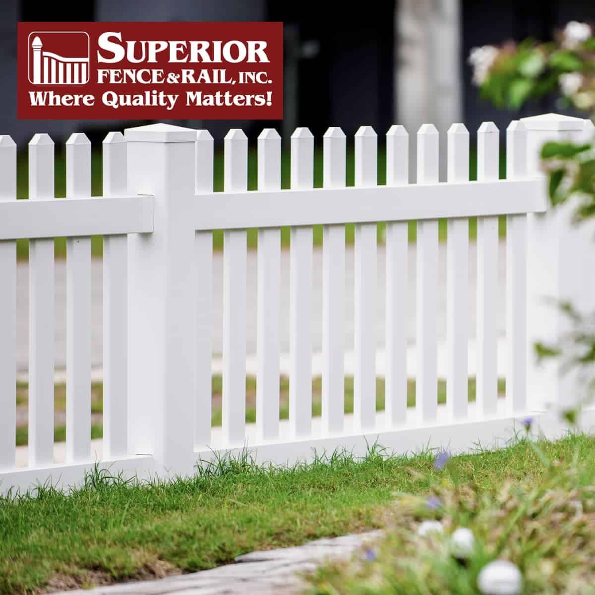 Bennington fence company contractor