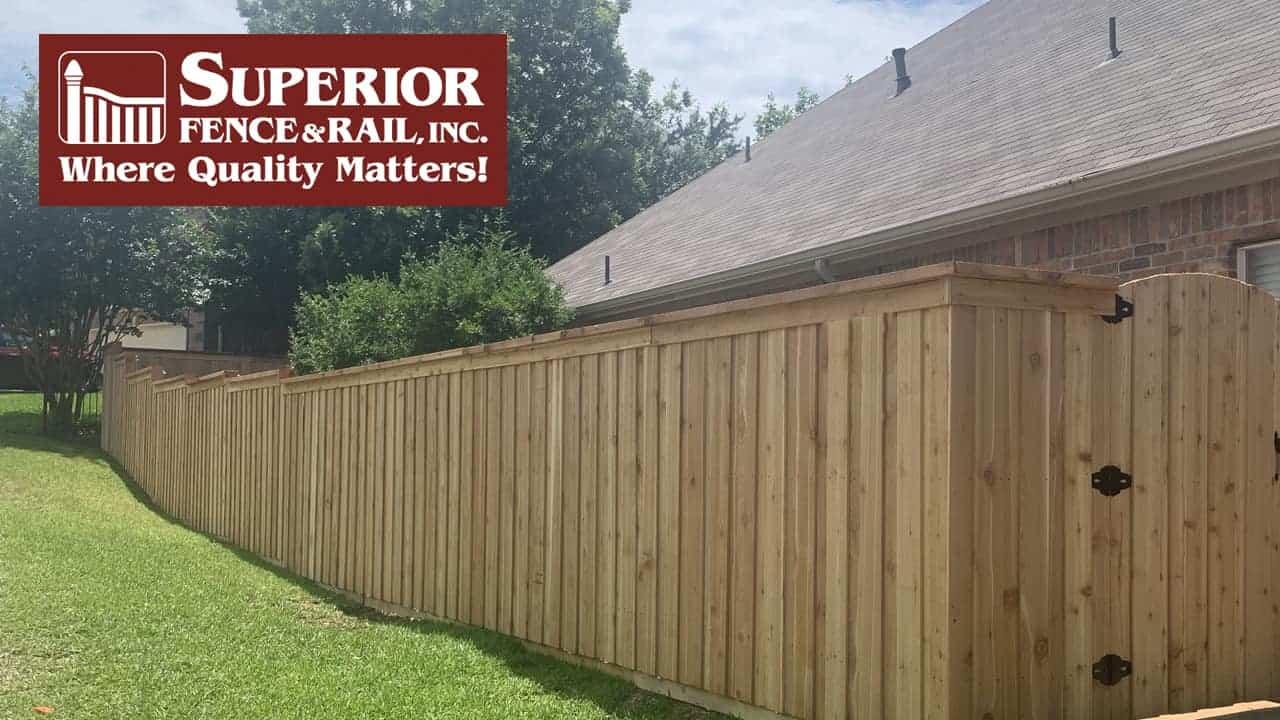 La Porte fence company contractor
