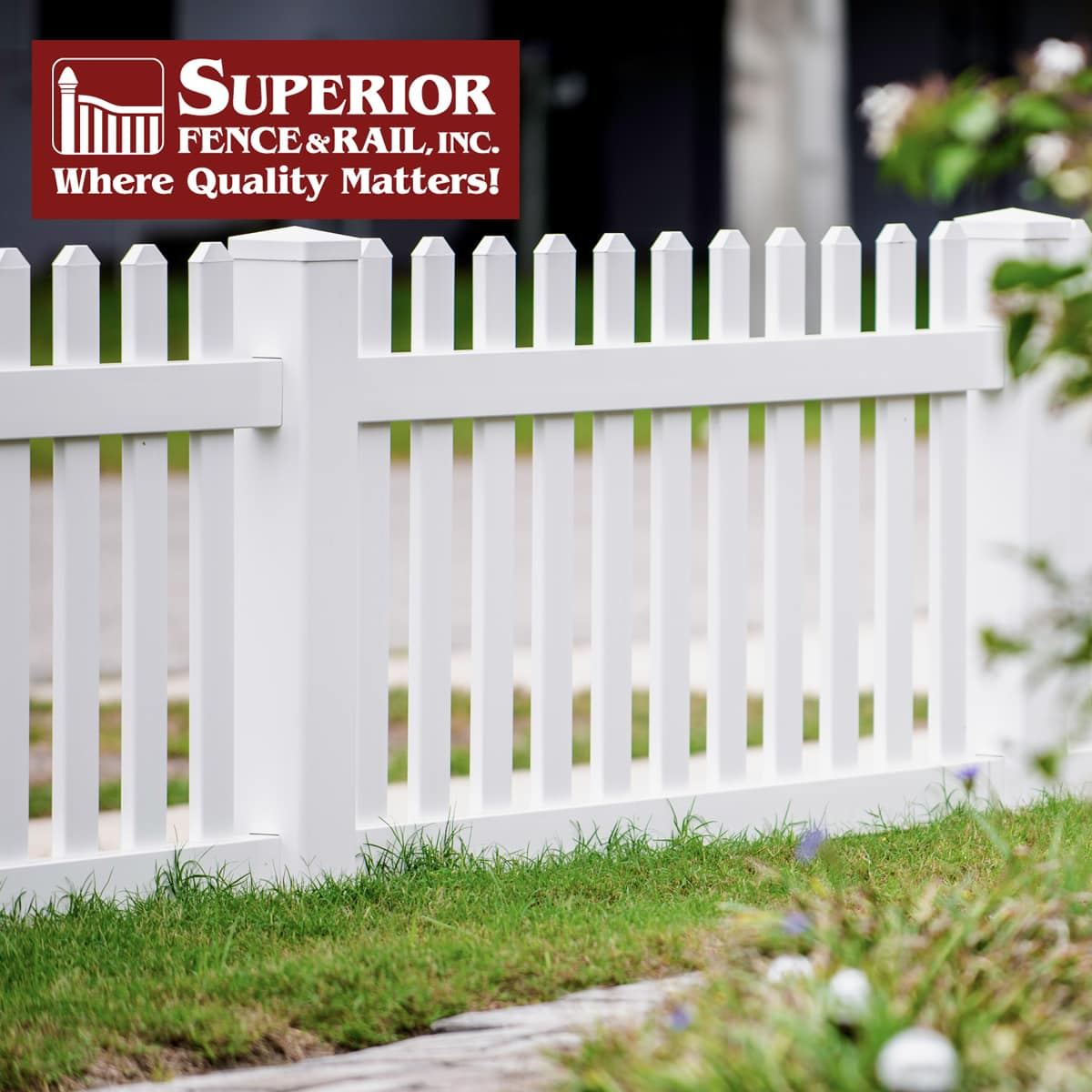 Colonial Heights Fence Company Contractor