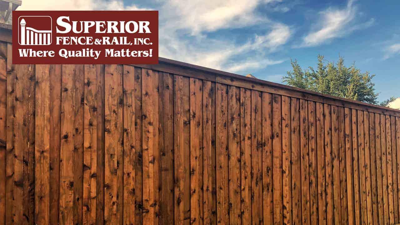 Conroe fence company contractor