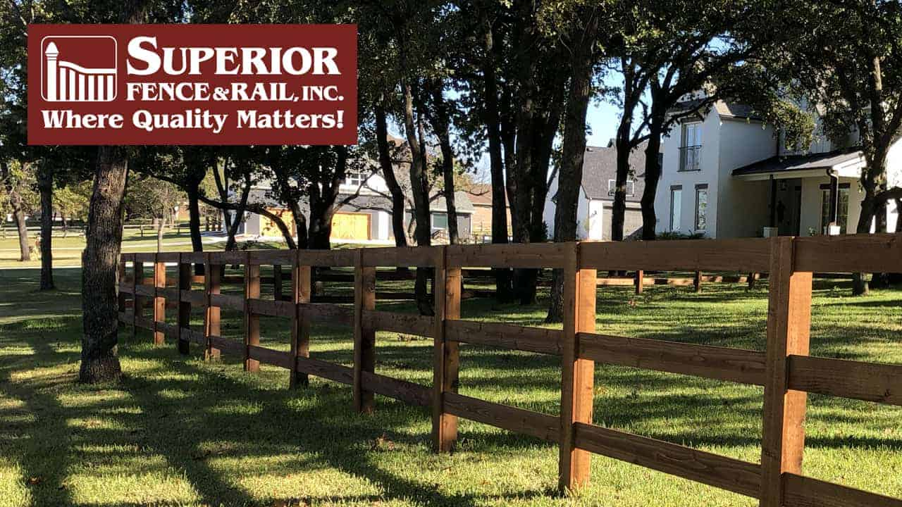 Sharpstown fence company contractor