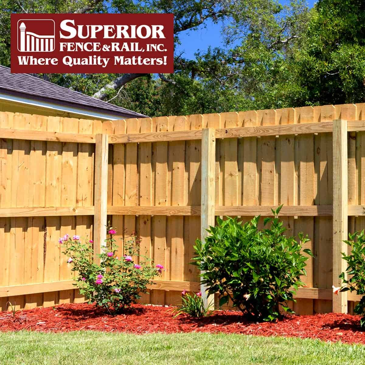 Gulfport Fence Company Contractor